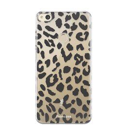 FOONCASE Huawei P8 Lite - Leopard