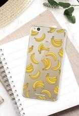 FOONCASE Huawei P8 Lite 2017 Case - Bananas