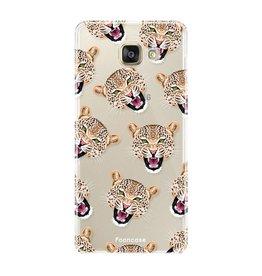 FOONCASE Samsung Galaxy A3 2016 - Cheeky Leopard