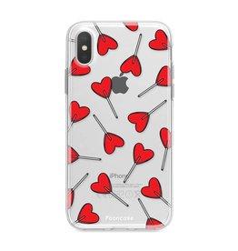 FOONCASE Iphone X - Love Pop