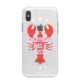 FOONCASE Iphone X - Lobster