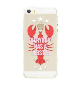 FOONCASE Iphone SE - Lobster