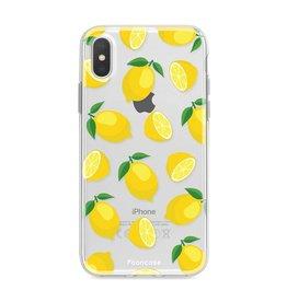FOONCASE Iphone X - Lemons