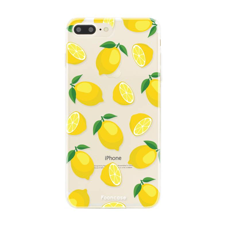 iphone 8 lemon phone case