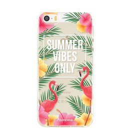 FOONCASE Iphone 5 / 5S - Summer Vibes Only