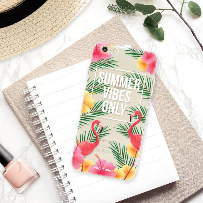 Apple Iphone 6 / 6S hoesje - Summer Vibes Only