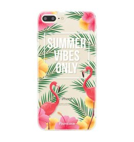 FOONCASE Iphone 8 Plus - Summer Vibes Only