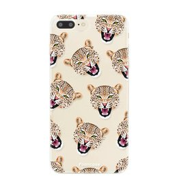 FOONCASE Iphone 8 Plus - Cheeky Leopard