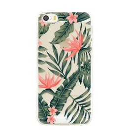 Apple Iphone 5 / 5S - Tropical Desire