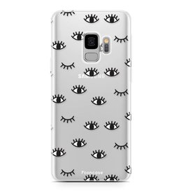FOONCASE Samsung Galaxy S9 - Eyes
