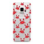 FOONCASE Samsung Galaxy S9 - Crabs
