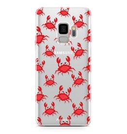 FOONCASE Samsung Galaxy S9 - Krabben