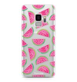 FOONCASE Samsung Galaxy S9 - Watermelon