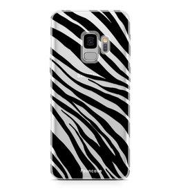 FOONCASE Samsung Galaxy S9 - Zebra