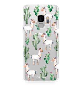 FOONCASE Samsung Galaxy S9 - Alpaca