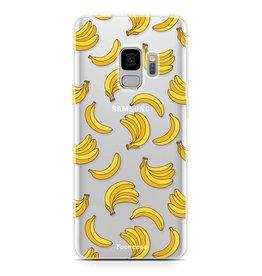 FOONCASE Samsung Galaxy S9 - Bananas
