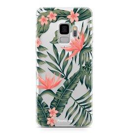 FOONCASE Samsung Galaxy S9 - Tropical Desire
