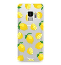 FOONCASE Samsung Galaxy S9 - Lemons