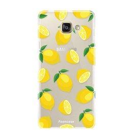 FOONCASE Samsung Galaxy A3 2017 - Lemons