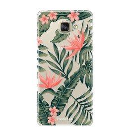FOONCASE Samsung Galaxy A5 2017 - Tropical Desire