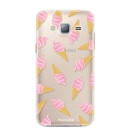 FOONCASE Samsung Galaxy J3 2016 - Ice Ice Baby