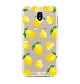FOONCASE Samsung Galaxy J5 2017 - Lemon