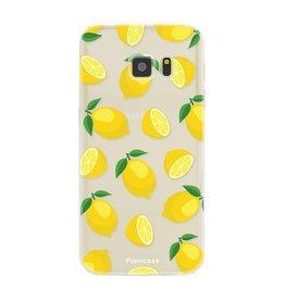 FOONCASE Samsung Galaxy S7 - Lemons