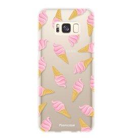 FOONCASE Samsung Galaxy S8 - Ice Ice Baby