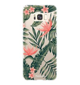 FOONCASE Samsung Galaxy S8 Plus - Tropical Desire