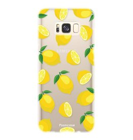 FOONCASE Samsung Galaxy S8 Plus - Lemons