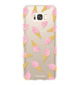 FOONCASE Samsung Galaxy S8 Plus - Ice Ice Baby