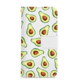 FOONCASE Iphone 8 - Avocado - Booktype
