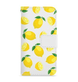 FOONCASE Iphone 6 / 6S - Lemons - Booktype