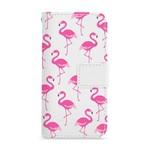 FOONCASE Iphone 6 Plus - Flamingo - Booktype
