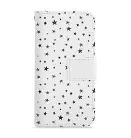 FOONCASE Iphone 7 - Sterretjes - Booktype