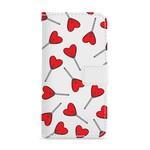 FOONCASE Iphone 7 Plus - Love Pop - Booktype