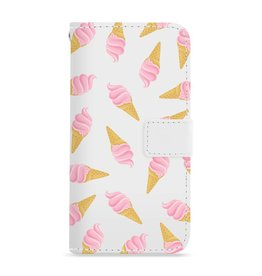 Apple Iphone 8 Plus - Ice Ice Baby - Booktype