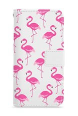 Apple Iphone 7 Plus Handyhülle - Flamingo