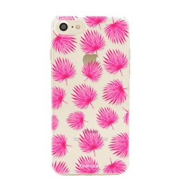 FOONCASE Iphone 8 - Rosa Blätter