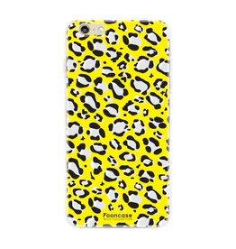 FOONCASE Iphone 6 / 6S - WILD COLLECTION / Geel