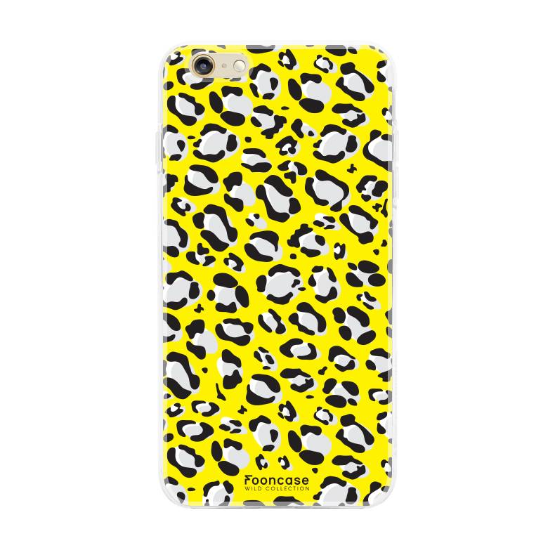 Apple Iphone 6 / 6S- WILD COLLECTION / Gelb