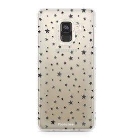 FOONCASE Samsung Galaxy A8 2018 - Stars