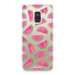 FOONCASE Samsung Galaxy A8 2018 - Watermelon