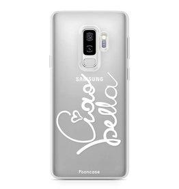 FOONCASE Samsung Galaxy S9 Plus - Ciao Bella!