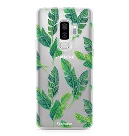 Samsung Samsung Galaxy S9 Plus - Banana leaves
