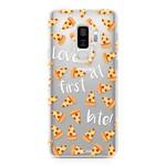 FOONCASE Samsung Galaxy S9 Plus - Pizza