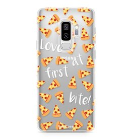 FOONCASE Samsung Galaxy S9 Plus - Pizza