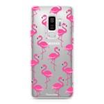 FOONCASE Samsung Galaxy S9 Plus - Flamingo