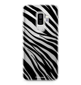 FOONCASE Samsung Galaxy S9 Plus - Zebra
