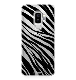 Samsung Samsung Galaxy S9 Plus - Zebra